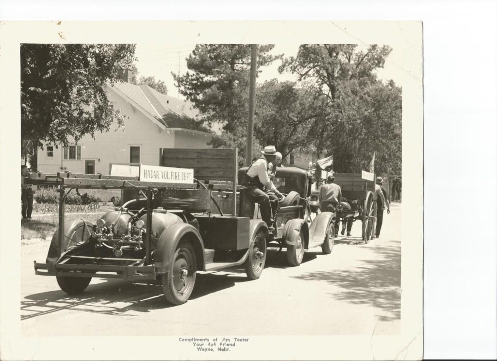 1923 pull cart